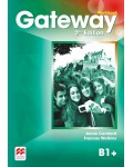 Gateway 2nd edition B1+ Тетрадка